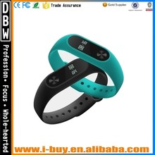 band 2 for xiaomi Smart Heart Rate Fitness Wristband Bracelet with Smart Heart Rate Monitor