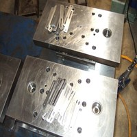 Pressing Die Moulds Making Precision Moulded Factory