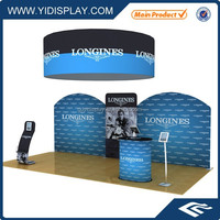 20ft Booth Straight Pop Up Display Suit