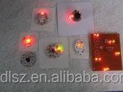 Customized flash LED module for promotion products
