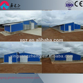 Prefab high quality steel structural layer chicken shed