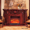 Hot Sale Wooden Fireplace 34417-2029