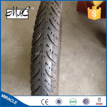 Best quality motorcycle tyre size 3.00-12 for three wheel motorcycle