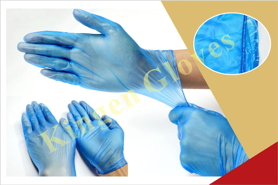Disposable Latex Nitrile Surgical Vinyl Medical  Working safety gloves