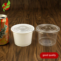 eco-friendly clear&white cheap food container PP plastic tary blister process type for sales
