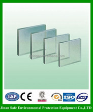 1000*1600*20mm x-ray shielding lead glass