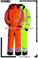 The Mine Cold Proof Fire Safety Clothing