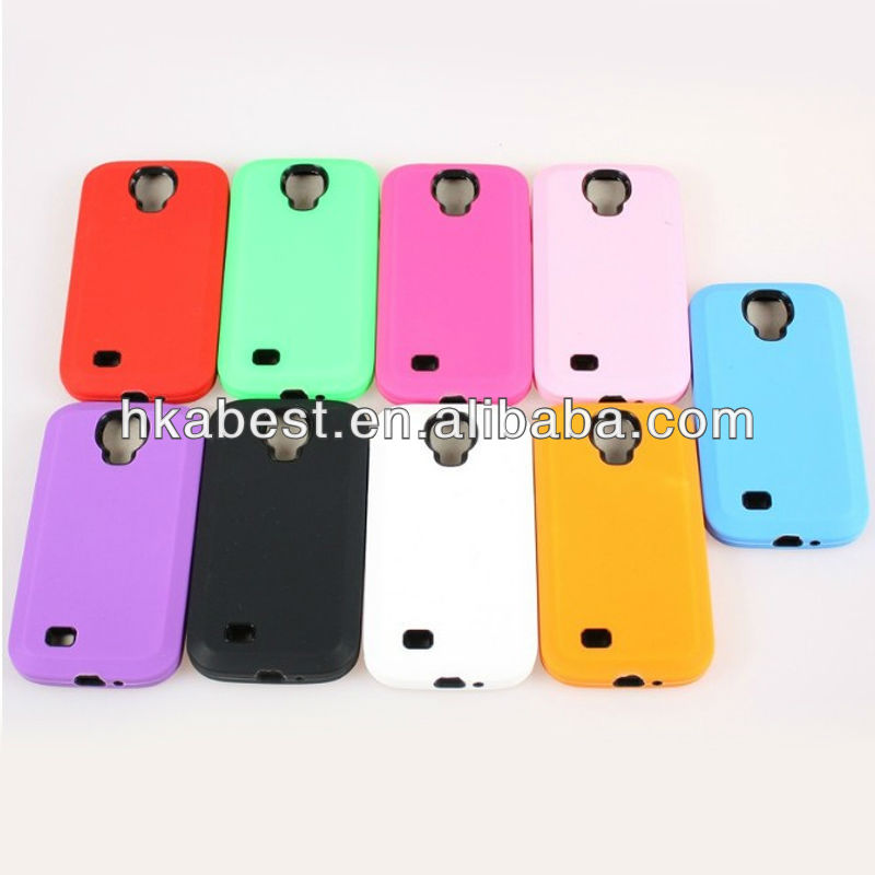 New PC Hard Cover Case for Samsung Galaxy S4 Mini i9190