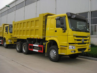 SINOTRUK cheap used vehicles HOWO second hand dump trucks in japan for sale