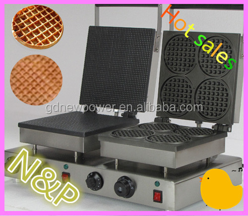 mini waffle maker/gaufrier industriel/waffel maker for sale Model EB-C8