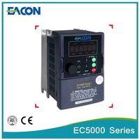 0.75kw 220v ac motor speed control medium low voltage variable frequency drive inverter for industrial use