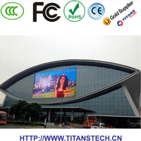 Football Sport RGB Video Electronic Advertising LED Panel 960 x 960mm For European and United Satates