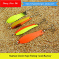 Free Samples !!! 2017 Fishing Lures Metal Spoon High Quality Fishing Lure Making Supplies