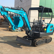 chinese construction equipment small excavator for sale mini digger KT18