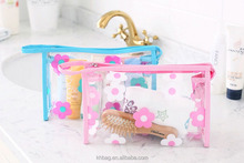 promotional colorful cosmetic bag made in china
