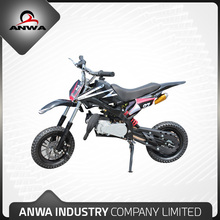 Best quality 49cc chinese motorcycle electric/kick start racing dirt bike