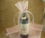 Fancy wholesale christmas organza mesh organize wine bottle net bag