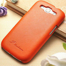 classical leather back case cover for samsung galaxy s3