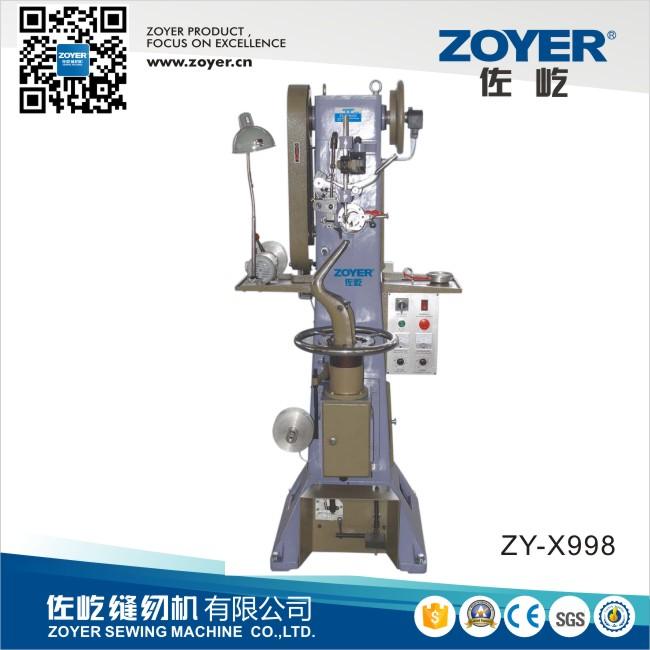ZYX998 Zoyer Vertical Shoe Sole Stitching Machine shoe sewing machine