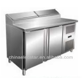 Saladettes, Made of Stainless Steel,restaurant kitchen refrigerator,salad counter