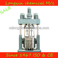 1000L Double disperser mixer for silicone