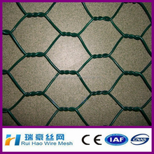 galvanized hexagonal wire mesh rabbit cage chicken fence