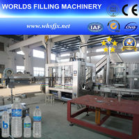 CCGF16-16-6 Automatic Bottle Mineral Water Production Line