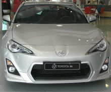 SPORTS CAR TOYOTA 86