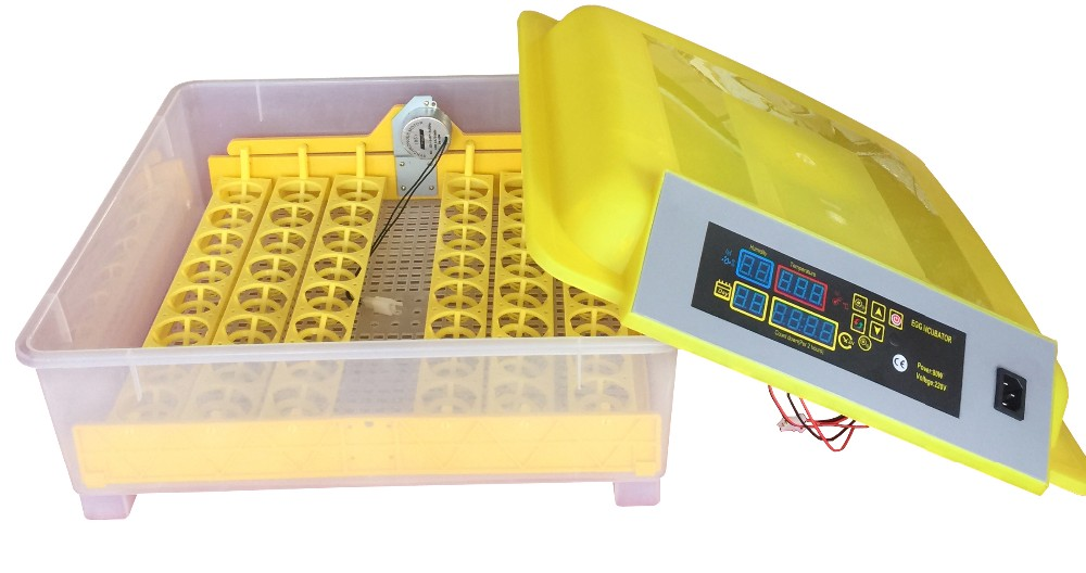Full automatic mini egg incubator 48 eggs chicken machine egg hatching machine for sales
