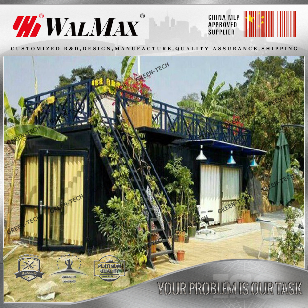 CH-WH035 hot sale the export prefab house for europe in alibaba