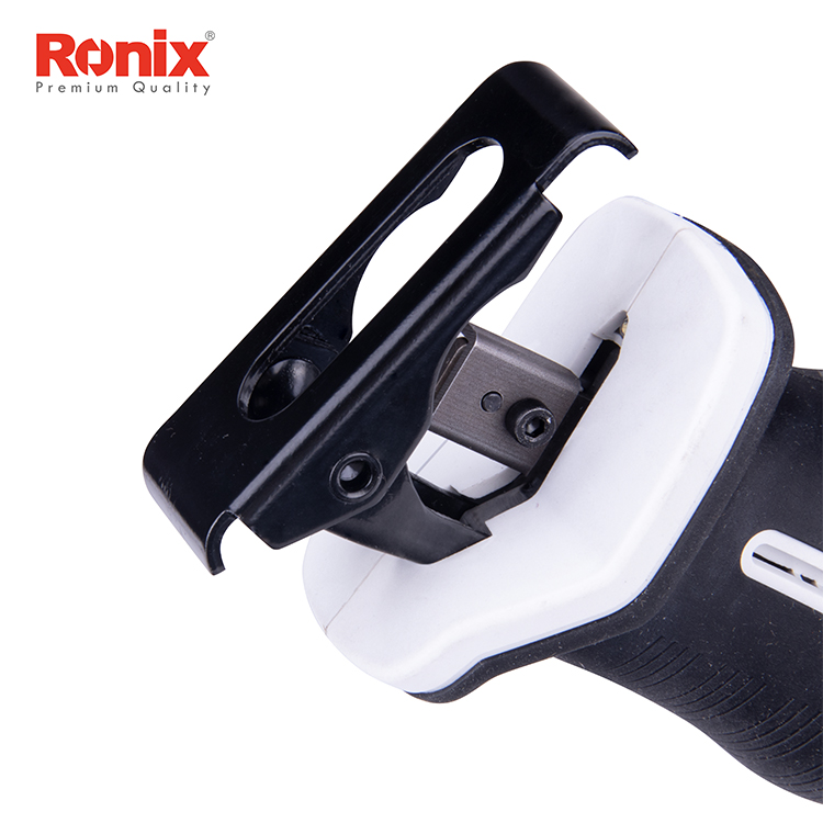 Ronix Top Quality High Performance Wood/Metal Cutting Cordless Reciprocating Blade Saw model 8803