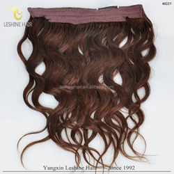 ZZH 7A Unproducessed Weft Sealer For Hair Extensions Malaysian Halo Hair Extensions Malaysian Kinky Curl