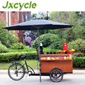 Outdoor mobile food trailer/food cart/food bike
