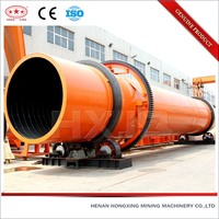 cylinder charcoal/briquette drying machine