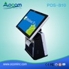 POS-B10: cheap supermarket electronic touch screen POS fiscal cash register machine for sale
