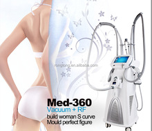 body treatment machine vacuum high RF skin face lifting med-360
