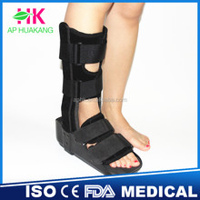 High quality knee pads airbag cushion walker brace postoperative recovery walker brace with CE and FDA