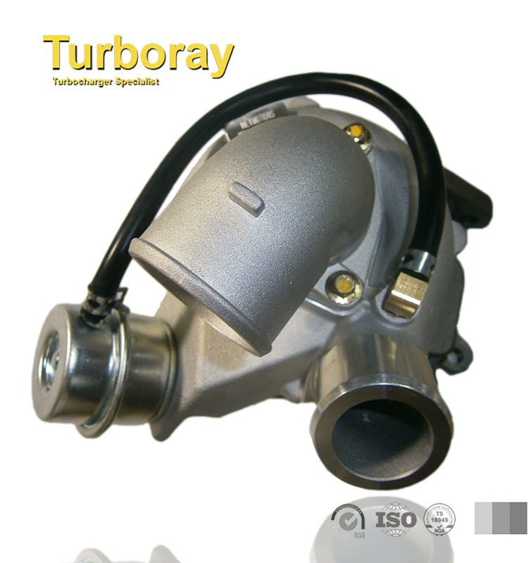 Hyundai Commercial Starex Turbo GT1749S turbocharger 715843-5001S for (H1) 28200-42600