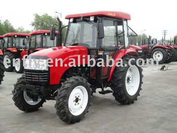 farm tractor 40hp 4WD