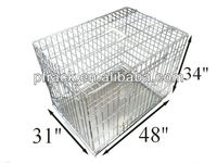 PF-PC149 dog cage with plastic pallet