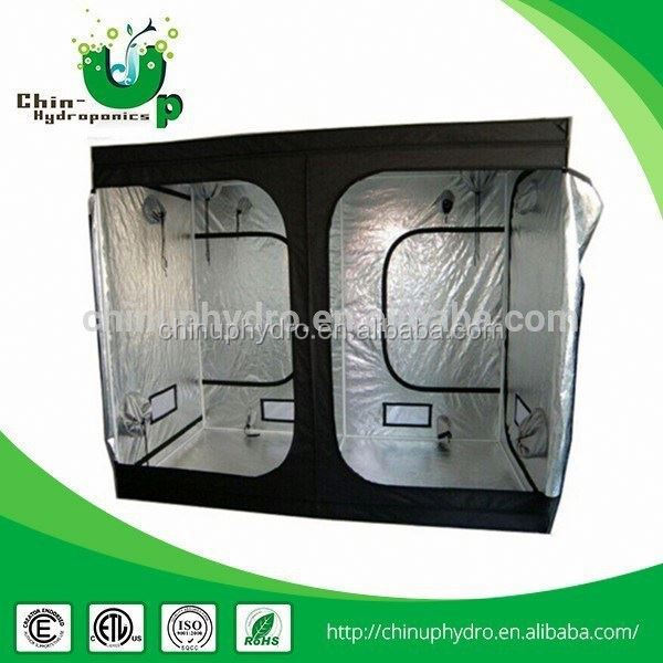 Mylar Fabric Cover Material and Home box Type Grow tent, garden plant grow house