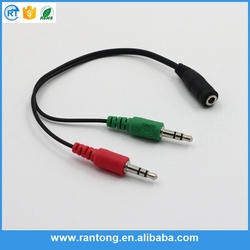 New product strong packing audio rca cable made in china