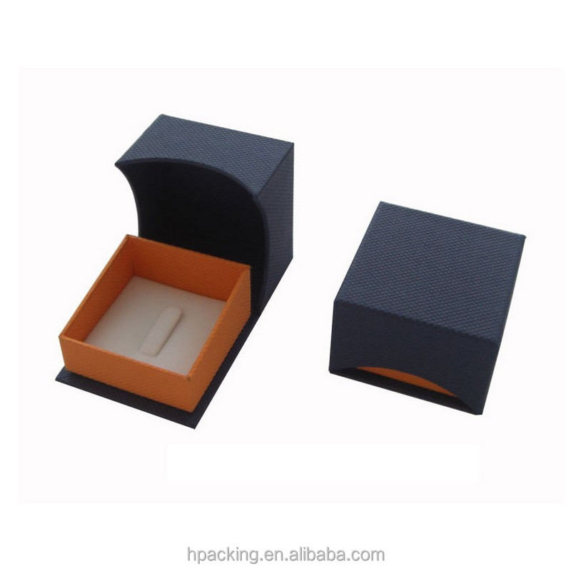 Yiwu Factory Wholesale Blue Ring Box Kids Jewellery Box