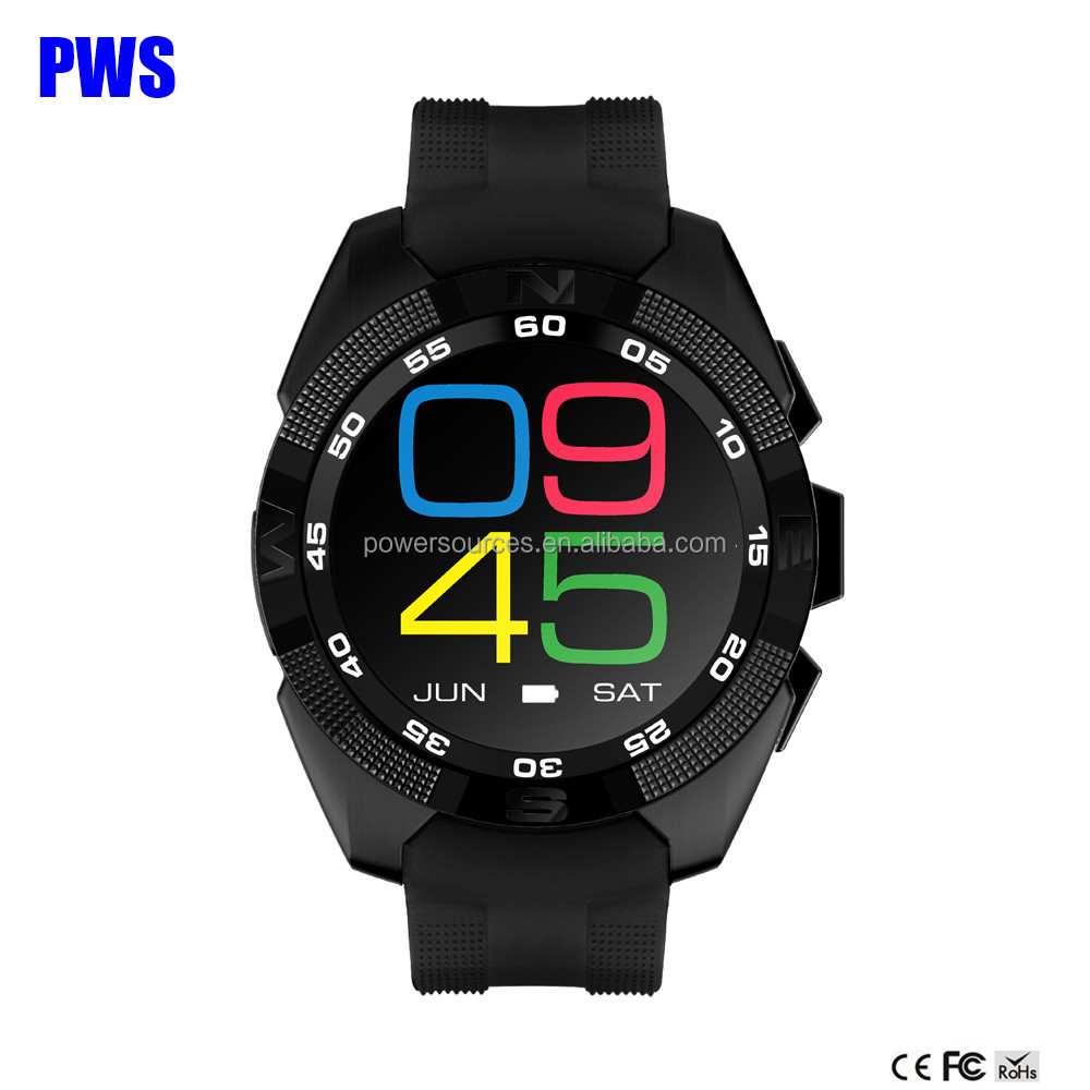 2016 New Bluetooth 4.0 Smartwatch G5 for Andriod Mobile Phone with Bluetooth Wristwatch