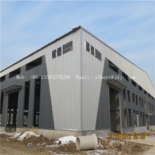 free design gable frame steel cheap prefabricated warehouse