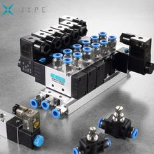 MSV series mechanical pneumatic solenoid air valve