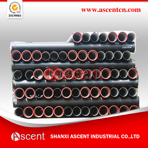 Epoxy Coated Ductile Cast Iron Pipe