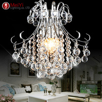 2015 Luxury Crystal Chandelier Living Room Lamp lustres de cristal indoor Lights Crystal Pendants For Chandeliers Free shipping