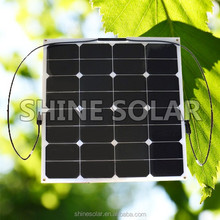 mono per watt import sunpower solar panels 50w