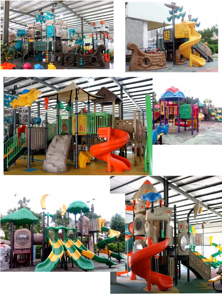 Outdoor Stainless steel slide for children Stainless steel slide in south China for kids